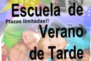 escuelas de verano-TARDES-KREARTIKA Granada