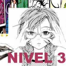 Curso Dibujo, Ilustración y Cómic – Nivel 3