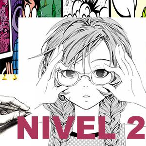 Curso Dibujo, Ilustración y Cómic – Nivel 2