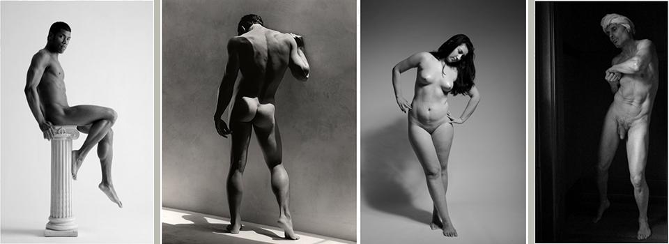 curso dibujo cuerpo desnudo figura