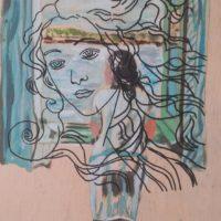 clases de dibujo y pintura online tencica surrealista